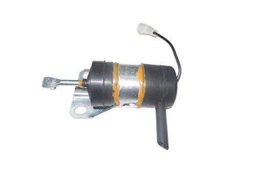 New Kubota Stop Solenoid L2250 L2650 L2850 L2900 L2950 L3010 L3250 L3300 L3350 -  Kumar Bros USA, KBEL102SOL
