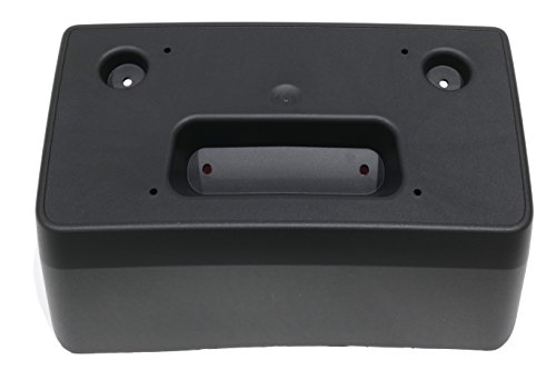 OEM NEW Front License Plate Mounting Bracket Black 2015-2016 Colorado 22891635