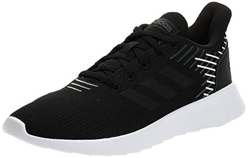 adidas Damen Asweerun Fitnessschuhe, Mehrfarbig (Negbás/Negbás/Grisei 000), 39 1/3 EU (6 UK)
