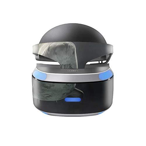 Skins4u Aufkleber Design Schutzfolie Vinyl Skin kompatibel mit Sony PS4 Playstation 4 VR Brille Shark
