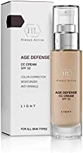 HL Age Defense CC Cream SPF50 Light Tinted, 1.7 fl.oz