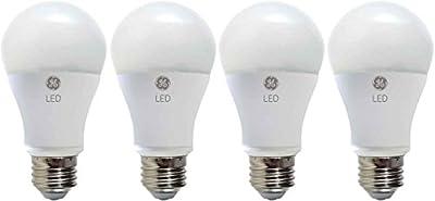 GE Lighting 92398 LED 10.5-Watt (60-watt replacement), 850-Lumen A19 Bulb