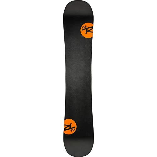 Rossignol – Pack Snowboard Exp3 R.Regular + Bindungen Reply Rail M/L – Herren – Größe M/L – Schwarz 150 cm Schwarz