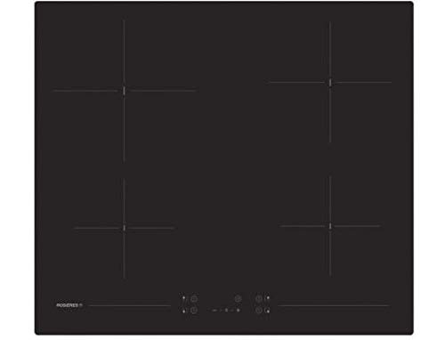 Plaque vitroceramique Rosieres RH64CT1 - Plaque de cuisson 4 foyers