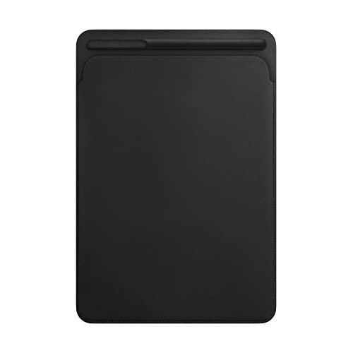 Leather Sleeve for 12.9-inch iPad Pro - Black
