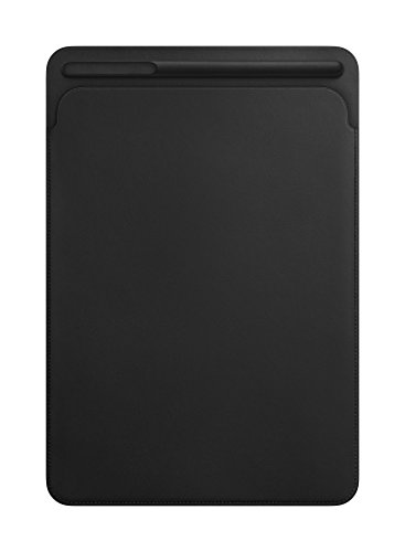 Leather Sleeve for 10.5-inch iPad Pro - Black