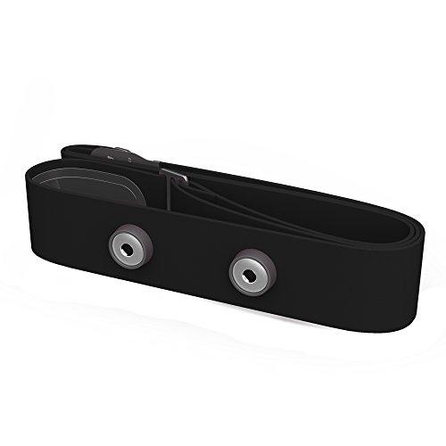 POLAR Pro Replacement Chest Strap Black Size XXX-Large