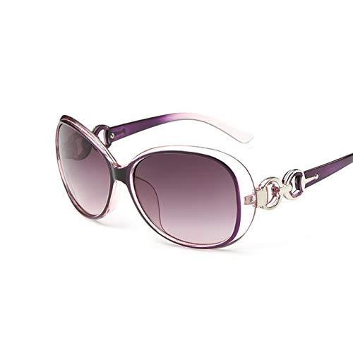 ATARSM Gafas de Sol para Mujer con Estuche para Gafas Gafas de Sol cuadradas para Mujer Gafas de Sol para Mujer Vintage para Mujer Gafas de Sol para Mujer