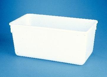 Maryland Plastics E0250 - Fondos de jaula de polipropileno, 11-1/2' x 7-1/2' x 5' (paquete de 20)