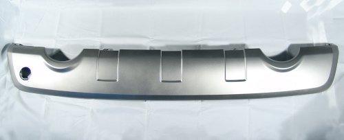Zubehör Chevrolet Captiva 06-12 Unterfahrschutzblende Hinten Tuning