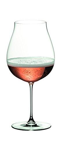 [正規品] RIEDEL リーデル 赤ワイン シャンパン グラス リーデル・ヴェリタス ニューワールド・ピノ・ノワ...