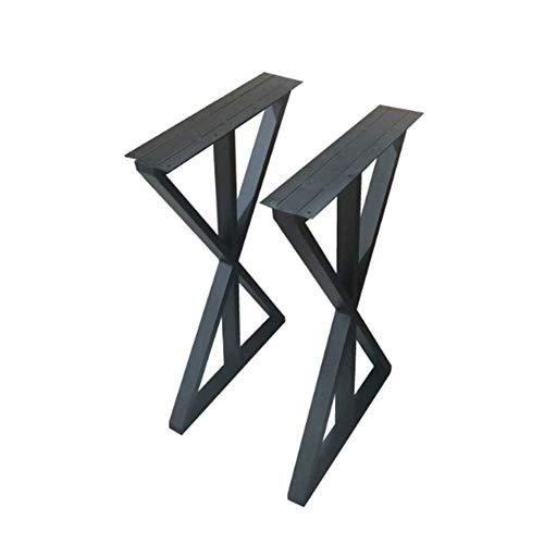 YXB Meubelsteun voet Aanpasbare smeedijzeren tafel poten tafel benen benen beugel eettafel poten ijzer frame grote plaat tafel salontafel tafel tafel tafel benen frame