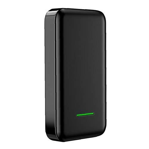 Tuimiyisou activador de Bluetooth V2.0 Adaptador inalámbrico Carlinkit Coche carplay U2W Plus USB con Cable a la tecnología inalámbrica