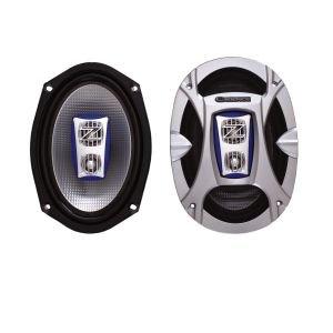 Cadence ZXS691 Haut-parleur coaxial 3 voies Série ZX 15,2 x 22,9 cm