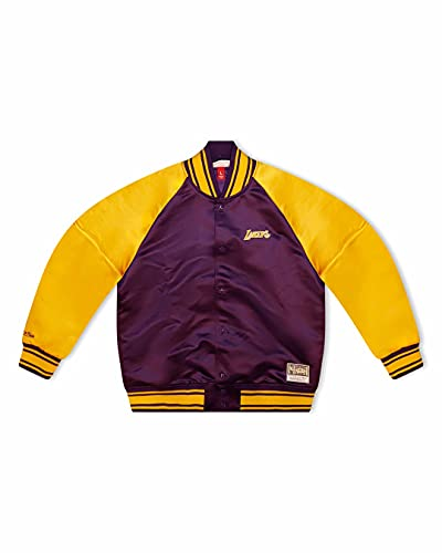Mitchell & Ness La Los Angeles Lakers Big Face Colossal...