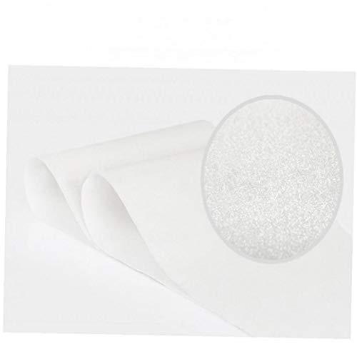 Froiny 84 * 24cm Monopatín Grip Cinta De PVC Transparente Vespa Grip Cinta De Papel De Lija De Longboard De Accesorios Cinta De Agarre para La Junta De Patinaje