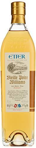Etter Vieille Poire Williams Alte Birne Barrique Birnenbrand Schweiz (1 x 0.7 l)