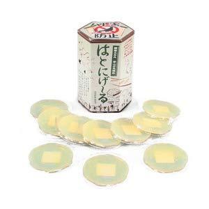 鳩よけ/鳩忌避剤 「はとにげ〜る」 【10個入り】 日本製 [鳥被害/鳩の糞対策] ds-213429 [並行輸入品]