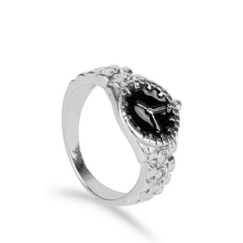 Mode-sieraden Ringen voor dames Herenhorloge Patroon Ringaccessoires Geschenken