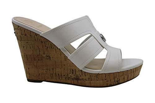Guess Eadra2 - Sandalias para mujer con cuña, color, talla 37 EU