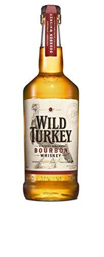Wild Turkey Kentucky Straight Bourbon Whiskey, 70 cl