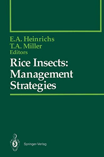 Rice Insects: Management Strategies (Springer Series in Experimental Entomology)