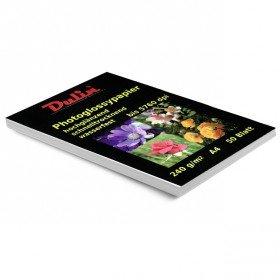 Prodye Fotopapier, Hoch-Glänzend A4 (210 x 297 mm), 240 g/m², 5760 DPI, 50 Blätter