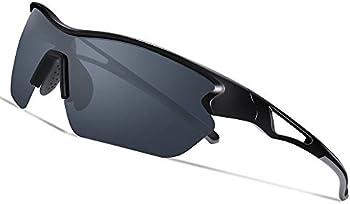 Beacool Men's Polarized Sports Sunglasses