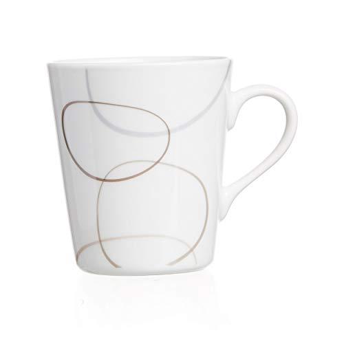 RITZENHOFF BREKER Kaffeebecher, Mehrfarbig, Keramik