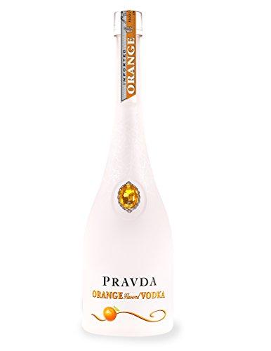 Pravda ORANGE Flavored Vodka 37,5% - 700 ml