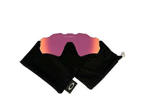 Oakley Original Radar EV Path OO9208 PRIZM Outfield Replacement Lenses For Men For Women+BUNDLE with Oakley Microfiber Cloth Bag