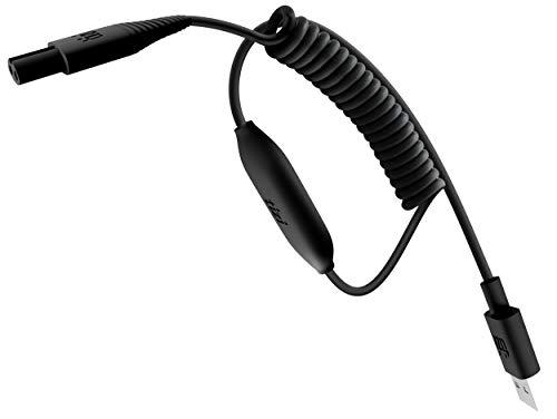 equinux tizi Tankrüssel USB Kabel für Braun Rasierer & Epilierer