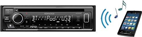 KENWOOD(ケンウッド)BluetoothAlexa対応1DINオーディオデッキU341BT