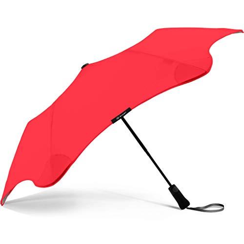 サエラ caetla BLUNT ブラント BLUNT_METRO 折畳み傘 Red METRED