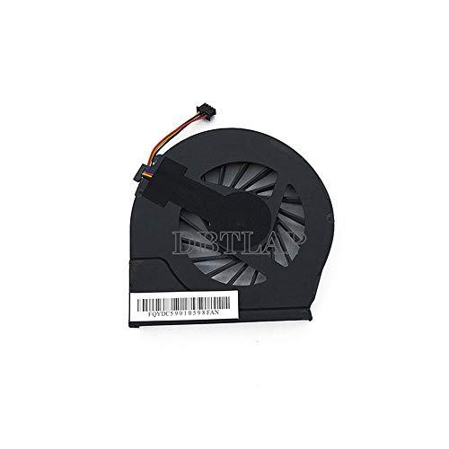 DBTLAP Ventilador de CPU compatible para HP G4-2320TX G7-2240US 2301TX 2318TX 2226TX G6-2113TU G6-2304AU G6-2240EB G6-2240EW G6-2235SA...