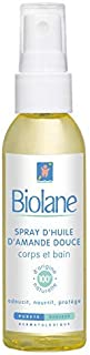 Biolane aceite de almendras dulces en spray 75 ml