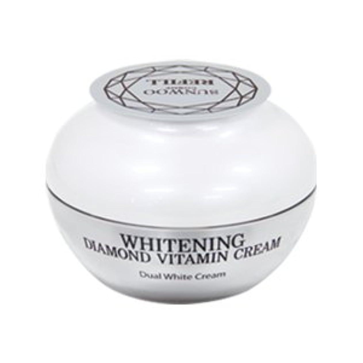 医学ペイントメンターWhitening Diamond Vitamin Cream(詰替え)