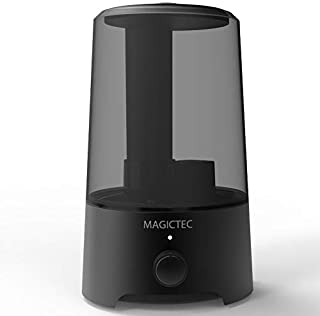 Magictec Cool Mist Humidifier، 2.5L Bedroom Essential Humidifier Diffuser، Humidifier Baby with Adjustable Mission Output، Auto خاموش، Super Quiet 360 ° نازل - طول می کشد تا 24 ساعت