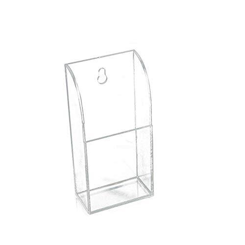 Custodia per telecomando – Custodia per telecomando per condizionatore d'aria TV in acrilico a parete 1 custodia economica e di buona qualità