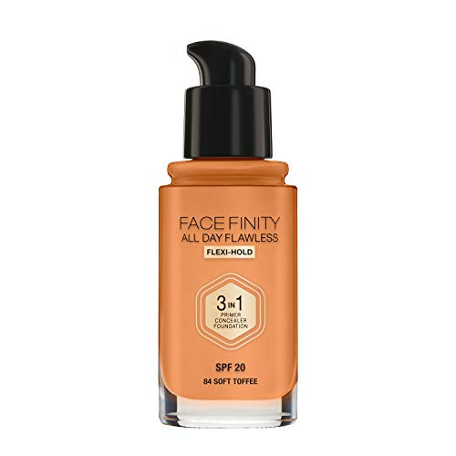 Max Factor Facefinity All Day Flawless 84 Soft Toffee, 30 ml