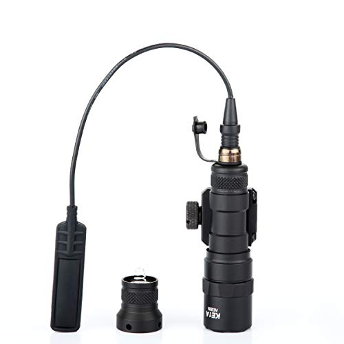 Tactical Picatinny Flashlights,Rifle Weapon Light