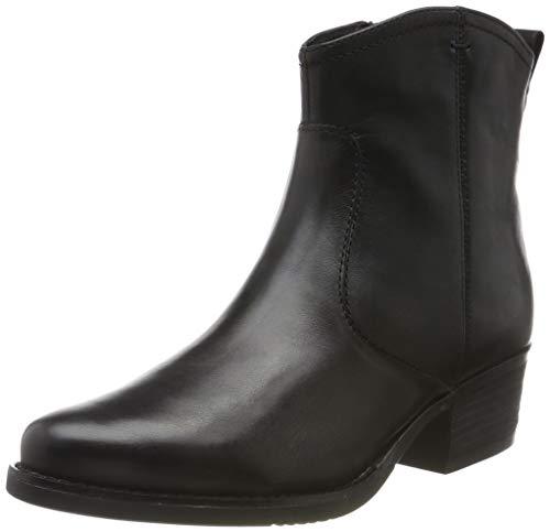 Jana 100% comfort Damen 8-8-25326-23 Stiefeletten, Schwarz (Black 001), 39 EU