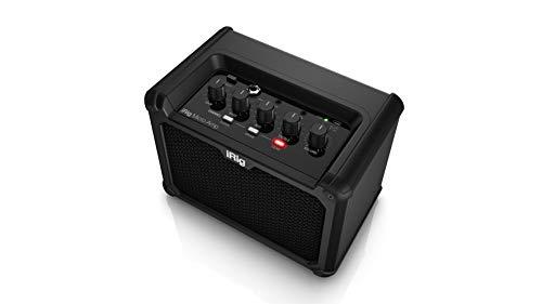 IK Multimedia iRig Micro Amp - Amplificador de guitarra de 15W alimentado...