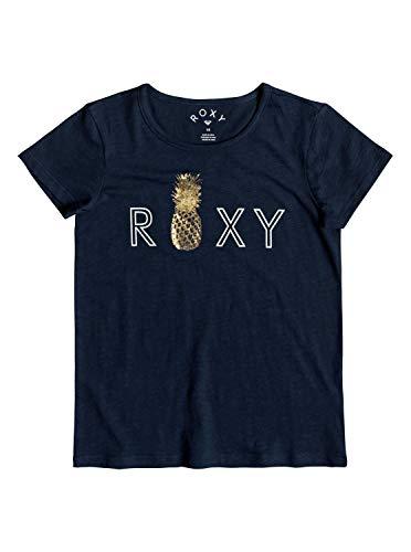 Roxy Mädchen Stars Dont Shine Tee-Shirt, Dress Blues, 12/L