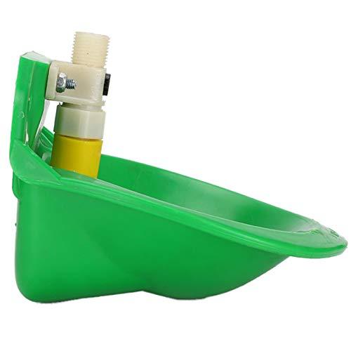 SALUTUYA Suministros para Beber protegen la Boca 19 X 18 X 14cm para Granja(Plastic amniotic Fluid Bowl)
