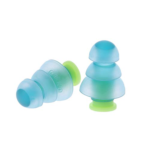 Misright 5/10/20/50 Pairs Silicone Ear Plugs-Comfortable Ear Plugs for Sleeping, Snoring, Work, Travel and Loud Events