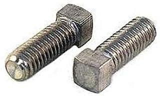Cup Point Steel 1//2-13 X 2 Full Thread Set Screws 250 pcs Square Head