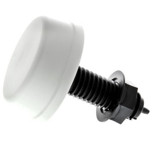 Lapi Pulsante Pneumatico Soffietto Bianco attuatore per Pompa Piscina idromassaggio
