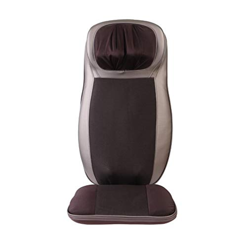 Buy Discount YongFeng Car Massage Cushion Cushion, Neck 3D Massage Head, Infrared Heat, Suitable for...
