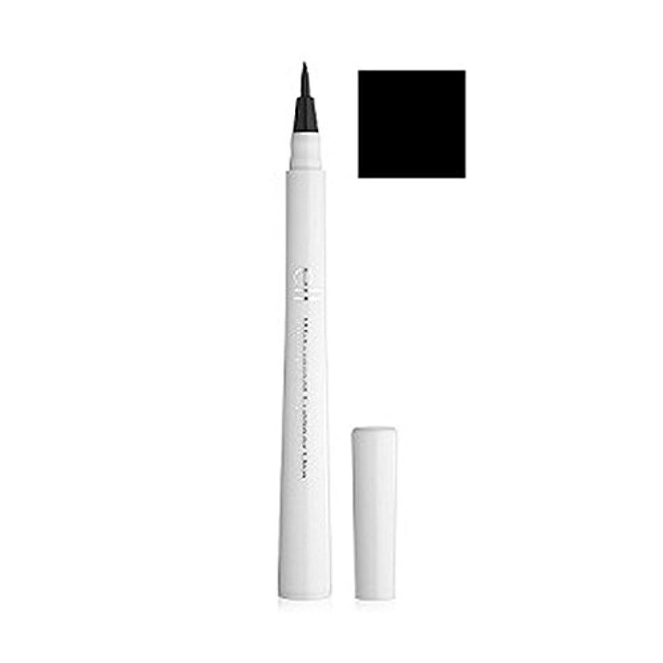 変わるシャトルサーフィンe.l.f. Essential Waterproof Eyeliner Pen - Black (並行輸入品)